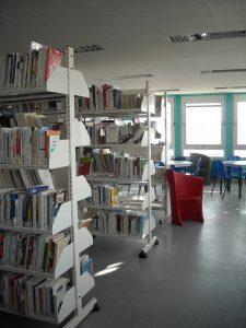 Centre de ressources documentaires de l'IREIS dans l'ain